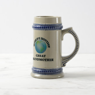 World's Hottest Great Grandmother Coffee Mugs