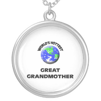 World's Hottest Great Grandmother Pendants