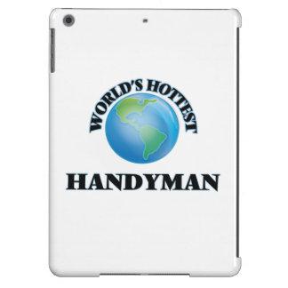 World's Hottest Handyman iPad Air Cover