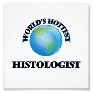 World's Hottest Histologist Photo Art