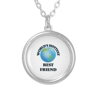 World's Hottest Hottest Friend Custom Necklace