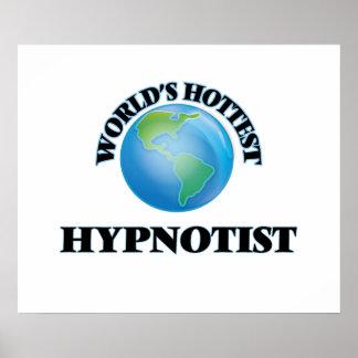 World's Hottest Hypnotist Poster