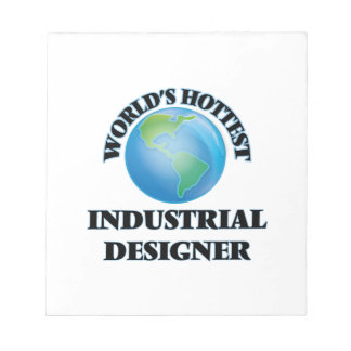 World's Hottest Industrial Designer Note Pad