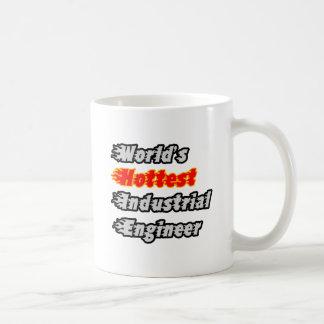 World's Hottest Industrial Engineer Mug