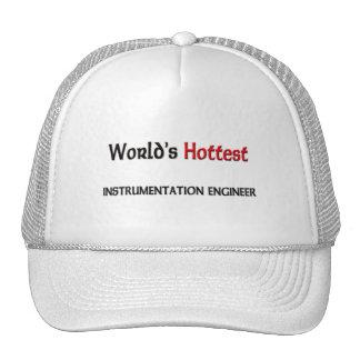 Worlds Hottest Instrumentation Engineer Trucker Hat
