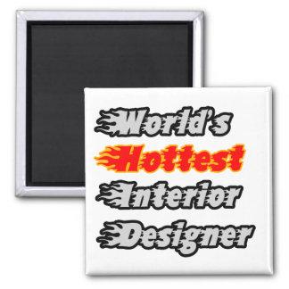 World's Hottest Interior Designer Magnet