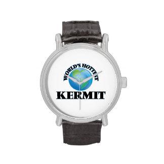 World's Hottest Kermit Wristwatch