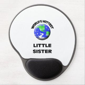 World's Hottest Little Sister Gel Mouse Mat