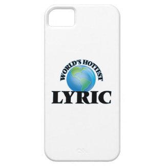 World's Hottest Lyric iPhone 5/5S Cases