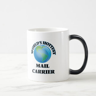 World's Hottest Mail Carrier Coffee Mug