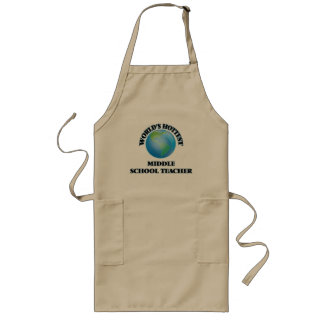 World's Hottest Middle School Teacher Aprons