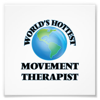 World's Hottest Movement Therapist Photo Print