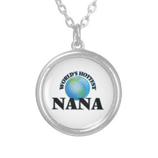 World's Hottest Nana Custom Necklace
