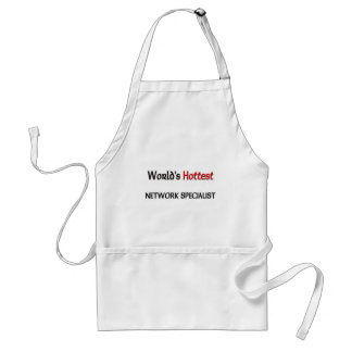 Worlds Hottest Network Specialist Aprons