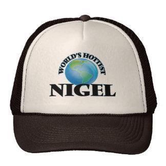World's Hottest Nigel Trucker Hat