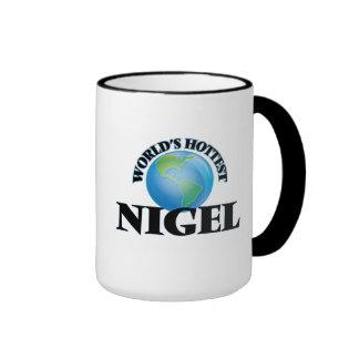 World's Hottest Nigel Mug