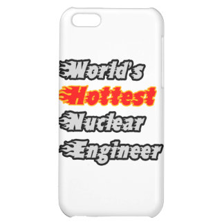 World's Hottest Nuclear Engineer iPhone 5C Case
