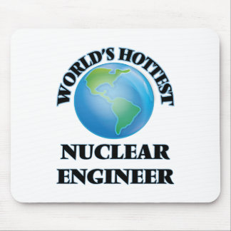 World's Hottest Nuclear Engineer Mouse Pads