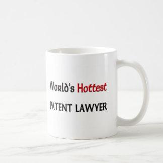 Worlds Hottest Patent Lawyer Coffee Mug