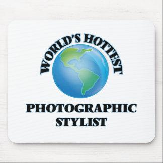 World's Hottest Photographic Stylist Mousepads