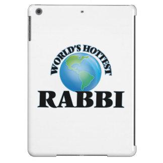 World's Hottest Rabbi iPad Air Cover