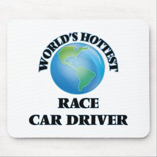 World's Hottest Race Car Driver Mousepad