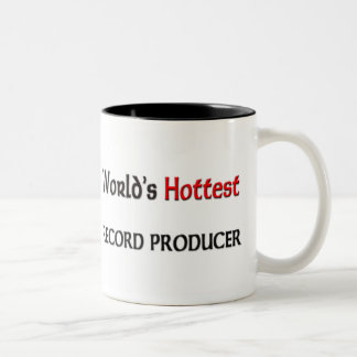 Worlds Hottest Record Producer Mugs