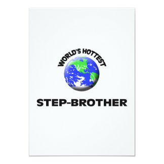 World's Hottest Step-Brother Cards