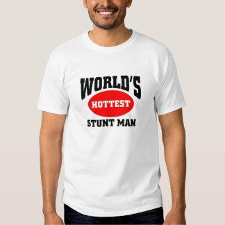 World's hottest stunt man shirts