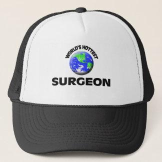 World's Hottest Surgeon Trucker Hat