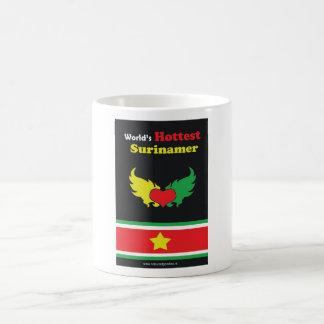 World's Hottest Surinamese Coffee Mug