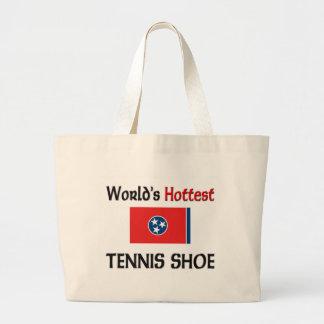 World's Hottest Tennis Shoe Canvas Bag