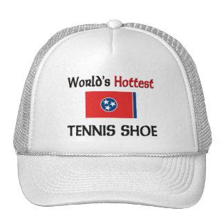 World's Hottest Tennis Shoe Mesh Hat