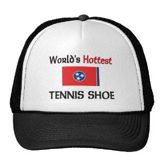 World's Hottest Tennis Shoe Hats