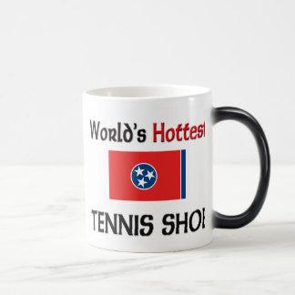 World's Hottest Tennis Shoe Coffee Mug