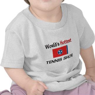 World's Hottest Tennis Shoe T Shirt