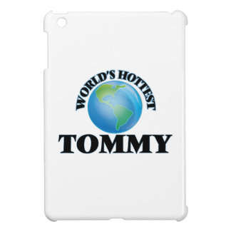 World's Hottest Tommy iPad Mini Cover