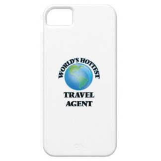 World's Hottest Travel Agent iPhone 5 Cover