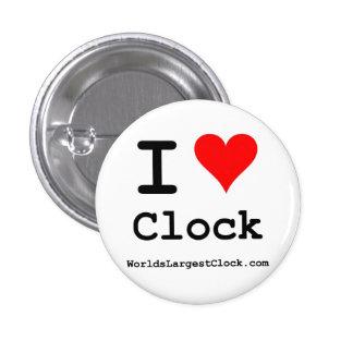 World's Largest Clock Button