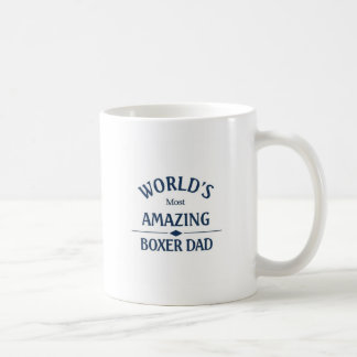World's most amazing Boxer dad Coffee Mug
