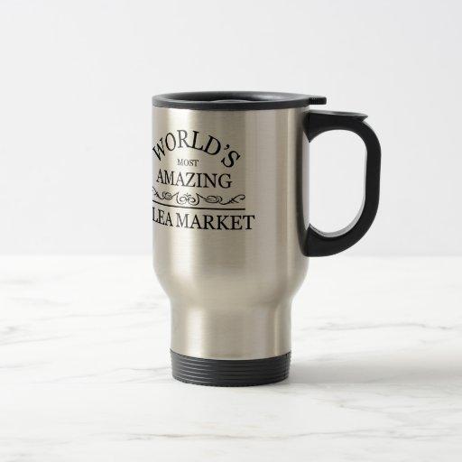 World's most amazing flea market mug