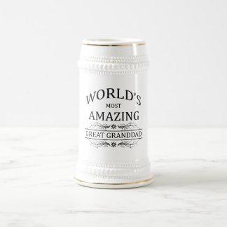 World's Most Amazing Great Granddad Beer Steins
