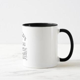 World's most amazing naturalist mug