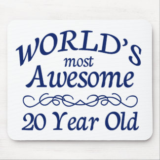 World's Most Awesome 20 Year Old Mouse Pad