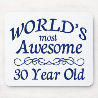 World's Most Awesome 30 Year Old Mouse Pads