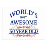 World's Most Awesome 50 Year Old