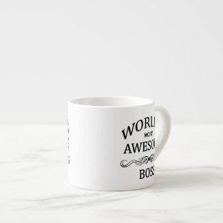 World's Most Awesome Boss