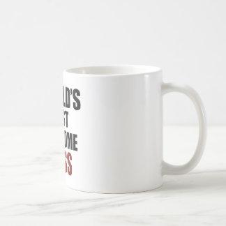 World's most awesome Boss Basic White Mug