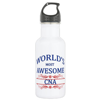 World's Most Awesome CNA 532 Ml Water Bottle