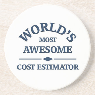 World's most awesome Cost estimator Coaster